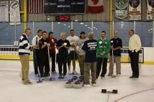 Curling Open House at the Pavilion